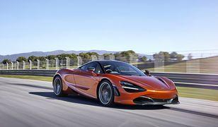 McLaren 720S to supersamochód o mocy 720 KM
