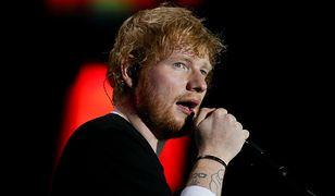 Ed Sheeran zawiesił karierę
