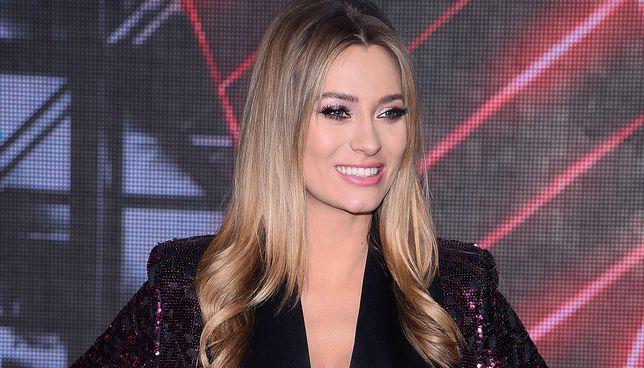 Marcelina Zawadzka podczas finału The Voice of Poland