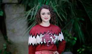 Maisie Williams / fot. TOLGA AKMEN