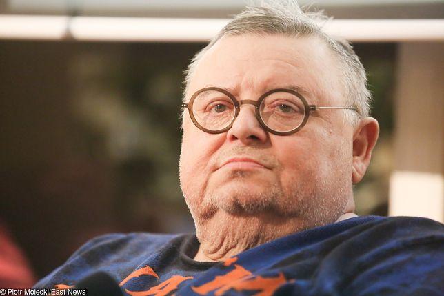 Wojciech Mann nie chciał współpracować z TVP