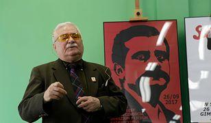 Lech Wałęsa ironicznie o Jarosławie Kaczyńskim