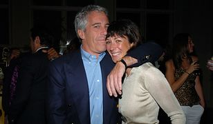 Ghislaine Maxwell i Jeffrey Epstein