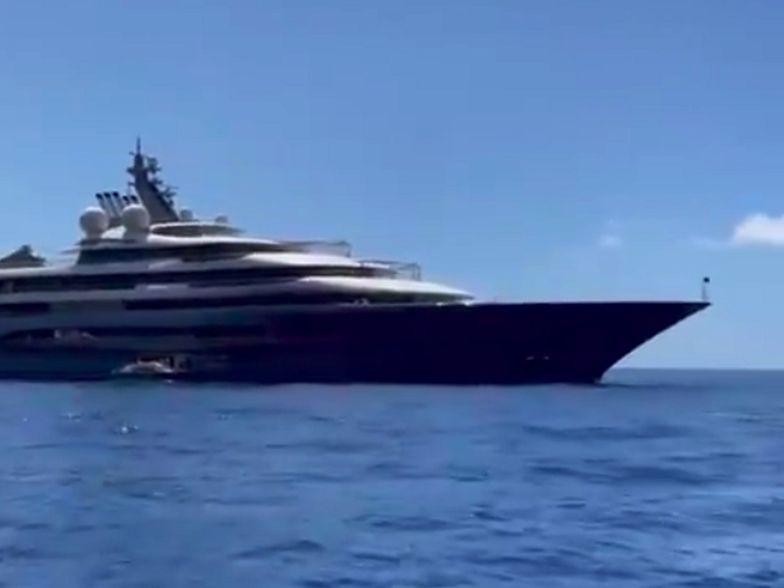 Internauci pod wrażeniem jachtu. Tak się bawi najbogatszy człowiek świata