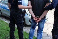 Nastolatkowie brutalnie pobili policjanta