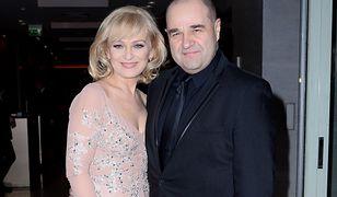 Katarzyna Żak i jej mąż Cezary na fotografii sprzed 35 lat. Tak wyglądali kiedyś