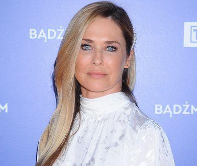 Dorota Naruszewicz bez makijażu. Aktorka pochwaliła się nowymi zdjęciami