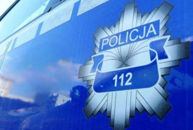 Policjanci rozpoznali mężczyznę poszukiwanego do odbycia kary. Ten zaczął uciekać
