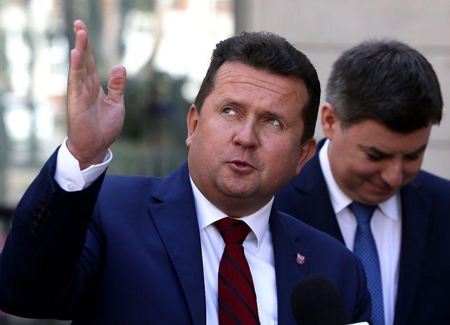 Roman Smogorzewski wygrał mimo zarzutów o seksizm