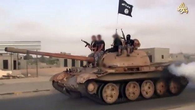 Walka z Państwem Islamskim w Libii. Trudny dylemat dla Zachodu