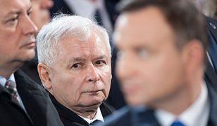 Strajk kobiet. Jarosław Kaczyński