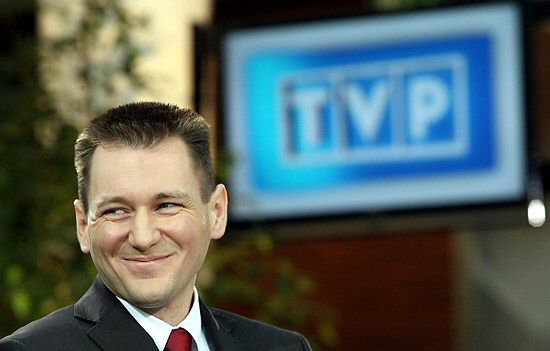 Rada nadzorcza TVP odwołała Farfała
