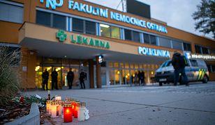 Strzelanina w szpitalu w Ostrawie. Zmarła siódma ofiara zabójcy
