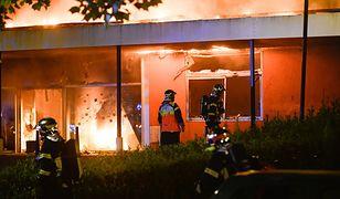 Zamieszki w Nantes. Francuskie miasto czwarty dzień w ogniu