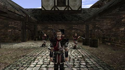 Co z Gothic II: Kroniki Myrtany? Dubbing prawie nagrany, ale do premiery daleko