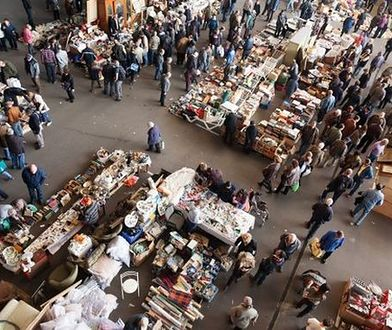 Niebawem otwarcie ZOO Marketu - najsłynniejszego warszawskiego retro targu!