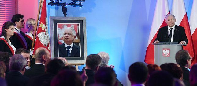 Lech Kaczyński patronem warszawskiej uczelni