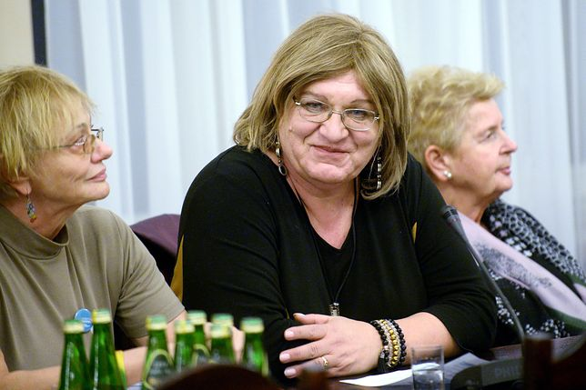 Anna Grodzka, była polityczka Ruchu Palikota