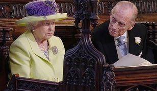 Koronawirus. Królowa Elżbieta II i książę Filip odbywają wspólnie kwarantannę