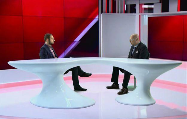 Michał Kamiński u Jacka Gądka: 11 listopada nie jest świętem łysych chuliganów