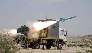 """Program kosmiczny Iranu to zdaniem USA """"przykrywka"""" dla budowy pocisków rakietowych."""