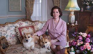 Nagrodzona Złotym Globem Olivia Colmanw roli królowej Elżbiety