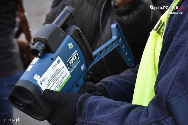 5 stycznia 2018 roku na ulicach będzie pracować kilkadziesiąt nowych ręcznych radarów laserowych