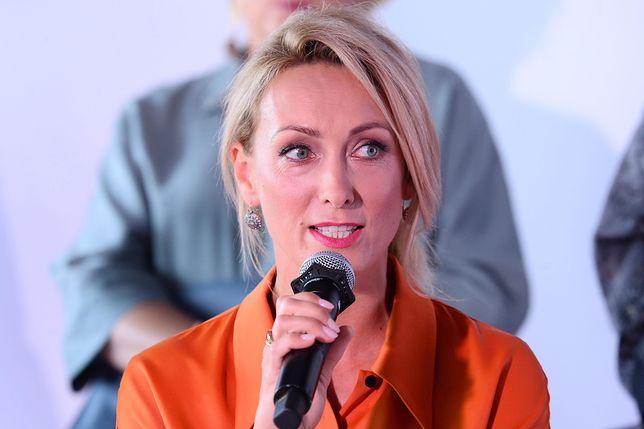 Elegancka Anna Kalczyńska