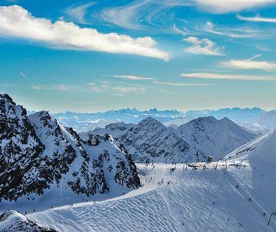 Dolina Stubai - idealne miejsce na narty jesienią