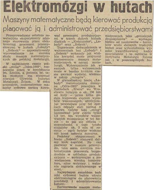 Dziennik Łódzki (piątek 10 lipca 1964 r.)