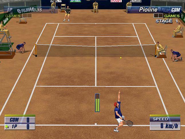 Virtua Tennis 2 / Power Smash 2