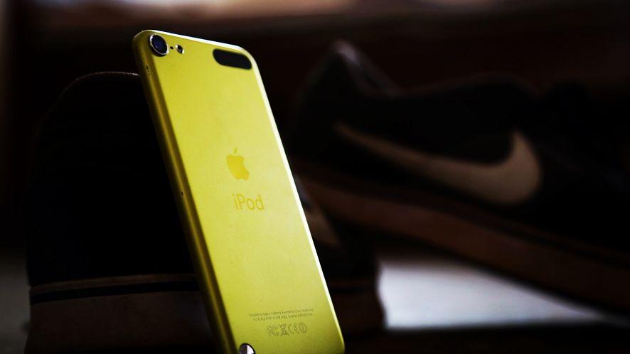 Apple może pracować nad nową wersją dotykowego iPoda