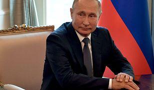 Prezydent Rosji, Władimir Putin w sobotę przemawiał przy Grobie Nieznanego Żołnierza.