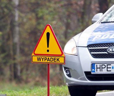 Do wypadku doszło na drodze S3 w kierunku Świnoujścia