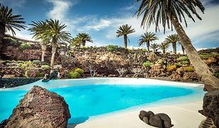 Lanzarote - nieziemskie widoki