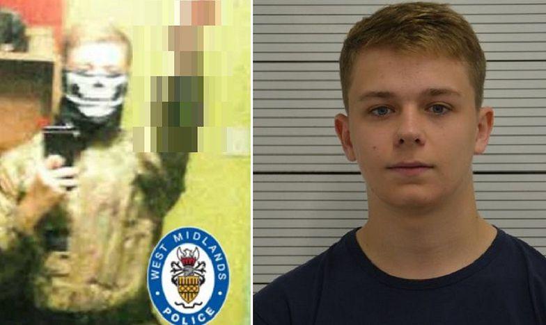 """Jego """"idolem"""" był Hitler. 17-latek skazany za przestępstwa terrorystyczne"""