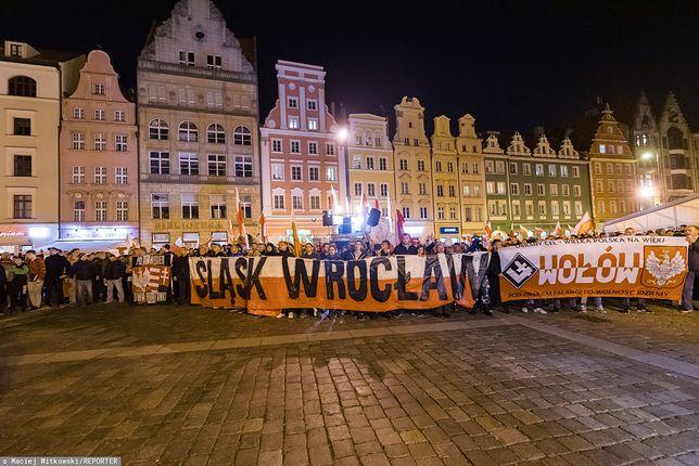 Marsz Niepodległości 2019 we Wrocławiu. Poznaj trasę i godziny wydarzenia.