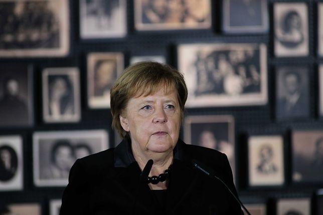 """""""Nie zastygła w poczuciu winy i w milczeniu"""" - ocenia postawę Angeli Merkel Ines Pohl"""