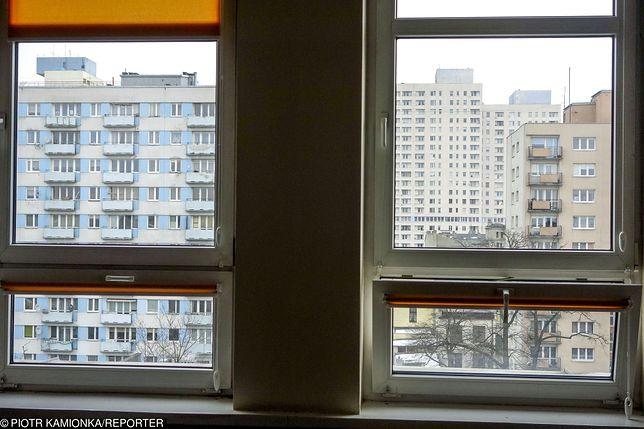 Jedna trzecia Polaków mieszka w blokach z wielkiej płyty.