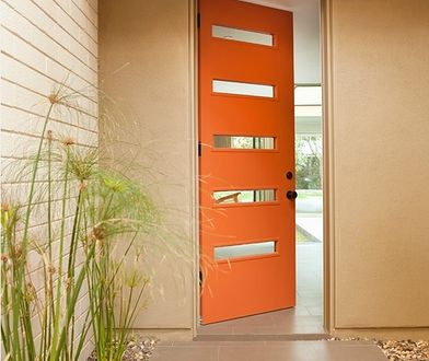 Nowoczesne drzwi zewnętrzne. Inspiracje