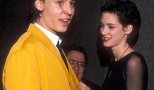 Johnny Depp i Winona Ryder - do dziś są sobie bliscy
