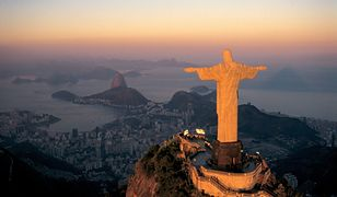 Pomnik w Rio de Janeiro