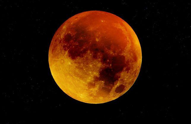 Truskawkowy Księżyc będzie widoczny 5 czerwca