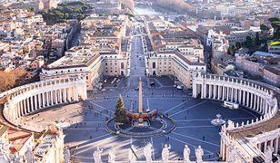 Zanim postawiono mury Watykanu, była tu pradawna świątynia krwawej bogini
