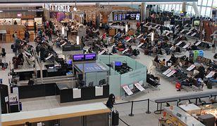 Podróżna straciła przytomność na lotnisku Heathrow. Wszystko przez wielogodzinne kolejki