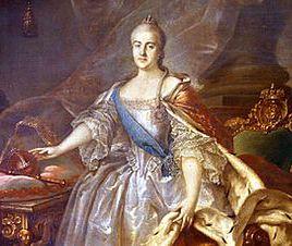 Z Katarzyną II w Petersburgu i jego okolicach