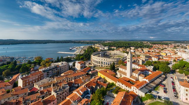 Pula, Chorwacja