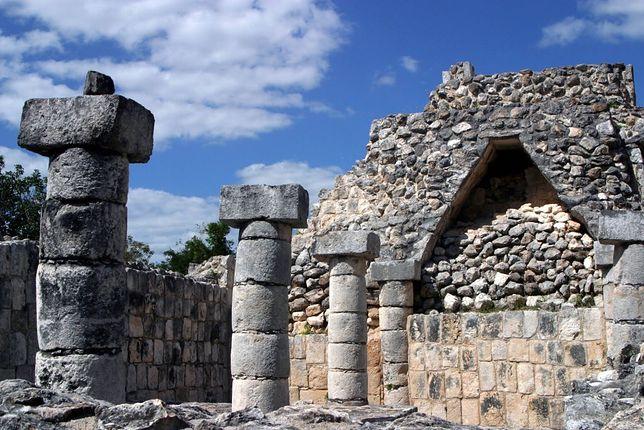 Chichén Itzá – prekolumbijskie miasto założone przez Majów na półwyspie Jukatan