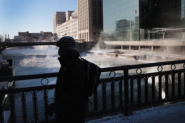 Chicago skute lodem
