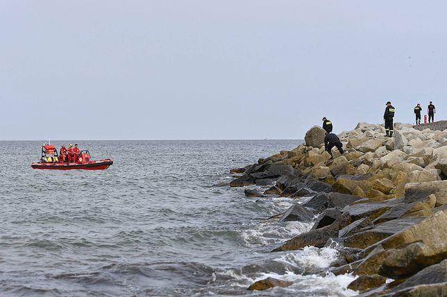 Ciała dzieci wyłowiono z morza